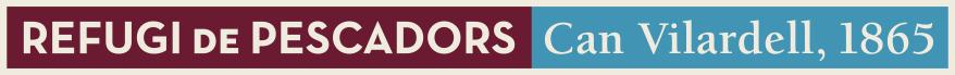 Refugi de Pescadors Logo