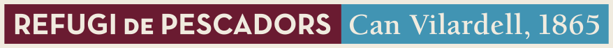 Логотип Refugi de Pescadors