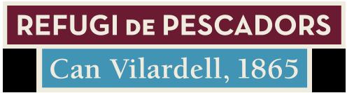 Logotip Refugi de Pescadors